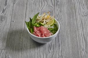 P1. Pho Tai - delivery menu