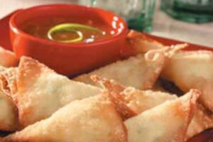 6 Piece Crab Rangoon - delivery menu