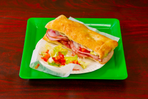 Italian Mix Sub - delivery menu