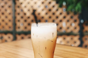 Iced Latte - delivery menu
