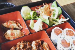 Tonkatsu Bento Box Lunch - delivery menu