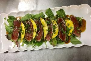 Tuna Delight - delivery menu