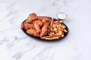 8 Buffalo Wings - delivery menu