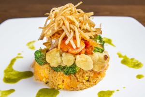 Vegetales Saltado - delivery menu