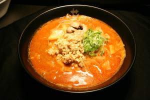 Veggie Spicy Miso Ramen - delivery menu