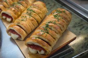 4 Cheese Stromboli - delivery menu