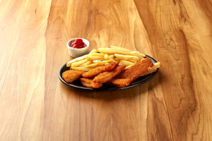Tenders and Fries - delivery menu