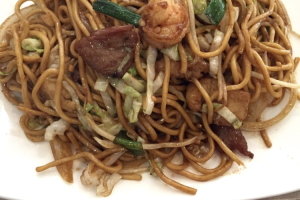 120. Chef Wang Chow Mein - delivery menu