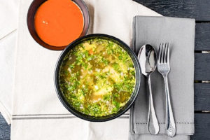 Chicken Chipotle Soup - delivery menu