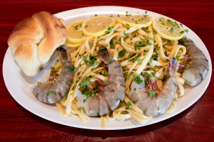 Shrimp Scampi - delivery menu