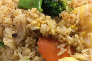 Curry Fried Rice Lunch - delivery menu