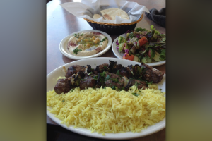Beef Kabob - delivery menu