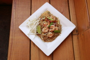 Pad Thai  Dinner - delivery menu