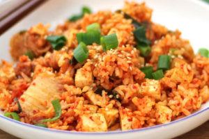 Kimchi Fried Rice - delivery menu