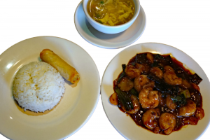 L28. Szechuan Shrimp Lunch Special - delivery menu