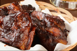 Baby Back Ribs - delivery menu