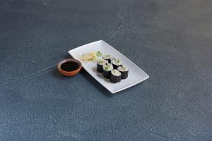 Negi Hamachi Maki Roll - delivery menu