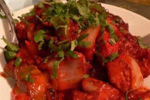 Chile Chicken - delivery menu