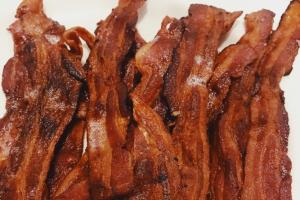 Bacon - delivery menu