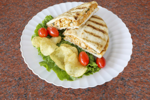 3P. Chicken Fajita Panini - delivery menu