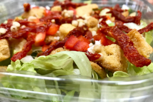 Pronto Salad - delivery menu