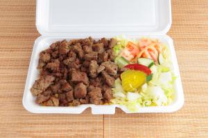 Lamb Over Rice Platter - delivery menu