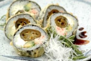 Jalapeno Roll (Tempura) - delivery menu