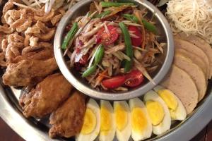 Som Tum Tart *** - delivery menu