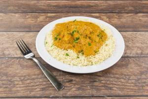 Chicken Curry - delivery menu