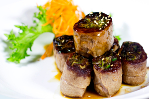 Beef Negimaki - delivery menu