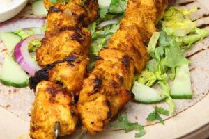 Chicken Kabab Salad - delivery menu