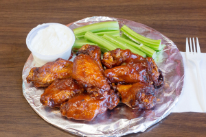 Buffalo Chicken Wings - delivery menu