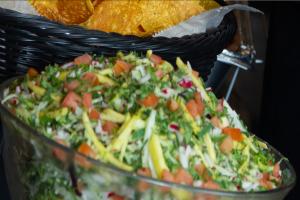 Santa Fe Green Salad Tray (serves 20) - delivery menu
