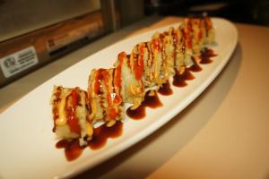 Spicy Crabmeat Tempura Roll - delivery menu
