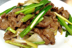 91. Beef with Scallion - delivery menu
