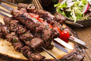 17. Lamb Kabab - delivery menu
