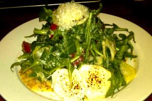 Wild Arugula Salad - delivery menu