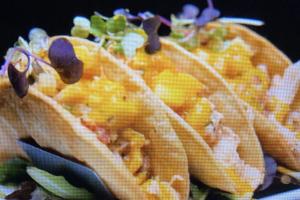 Taco de Langosta - delivery menu