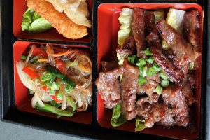 Galbi Box Lunch Special - delivery menu