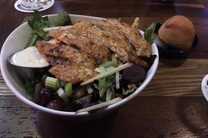 Waldorf Chicken Salad - delivery menu