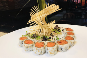 Spicy Tuna Roll - delivery menu