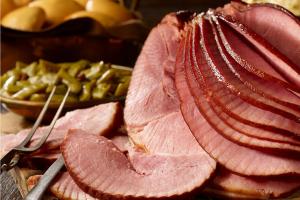 Spiral Cut Ham - delivery menu