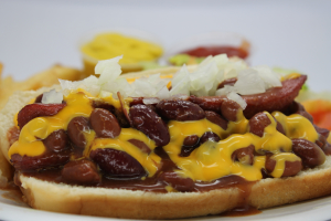2 Hot Dog Combo - delivery menu