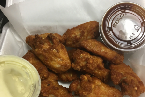 Wing Dings - delivery menu