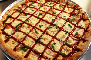 BBQ Jail Bird Chicken Pizza - delivery menu