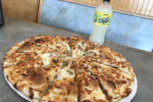 Spinach and Feta Calzone - delivery menu