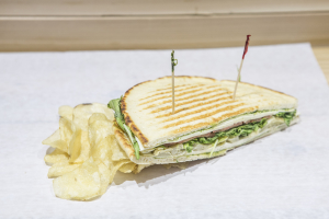 Panini of the Day - delivery menu