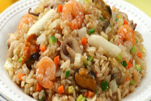 Seafood Fried Rice - delivery menu