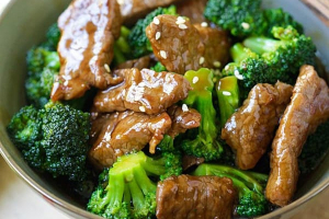 404. Beef Broccoli  ( Large ) - delivery menu