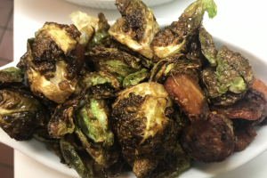 Chorizo Brussels Sprouts - delivery menu